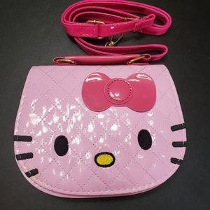 Other - Pink Hello Kitty crossbody purse